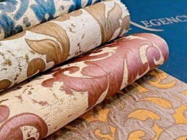 Европейские портьерные ткани