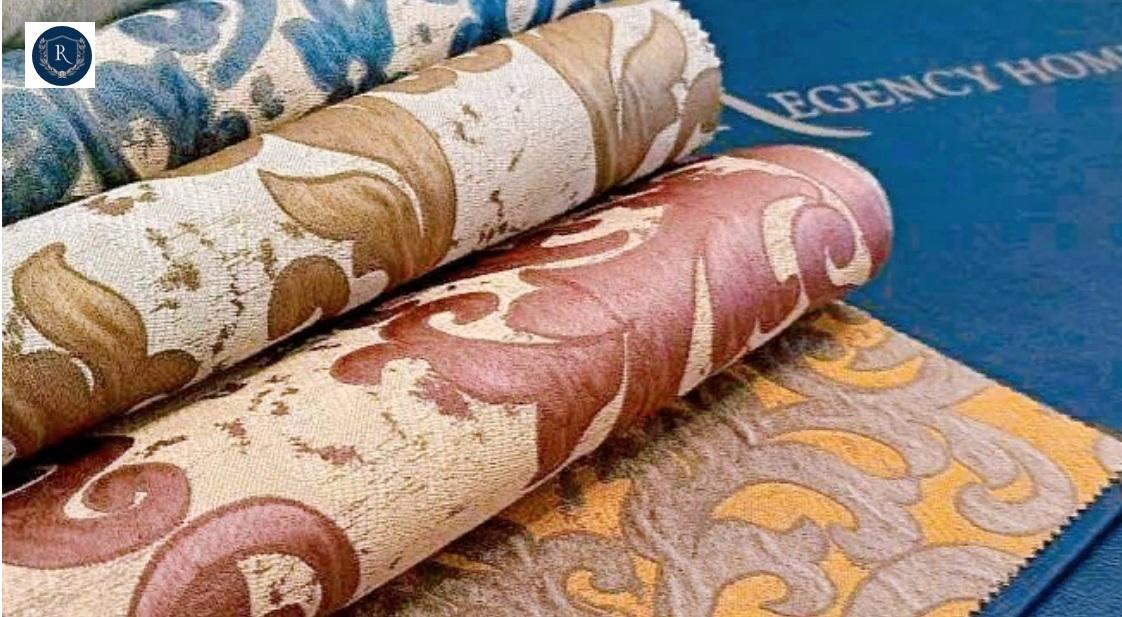 Портьерные ткани Regency Home