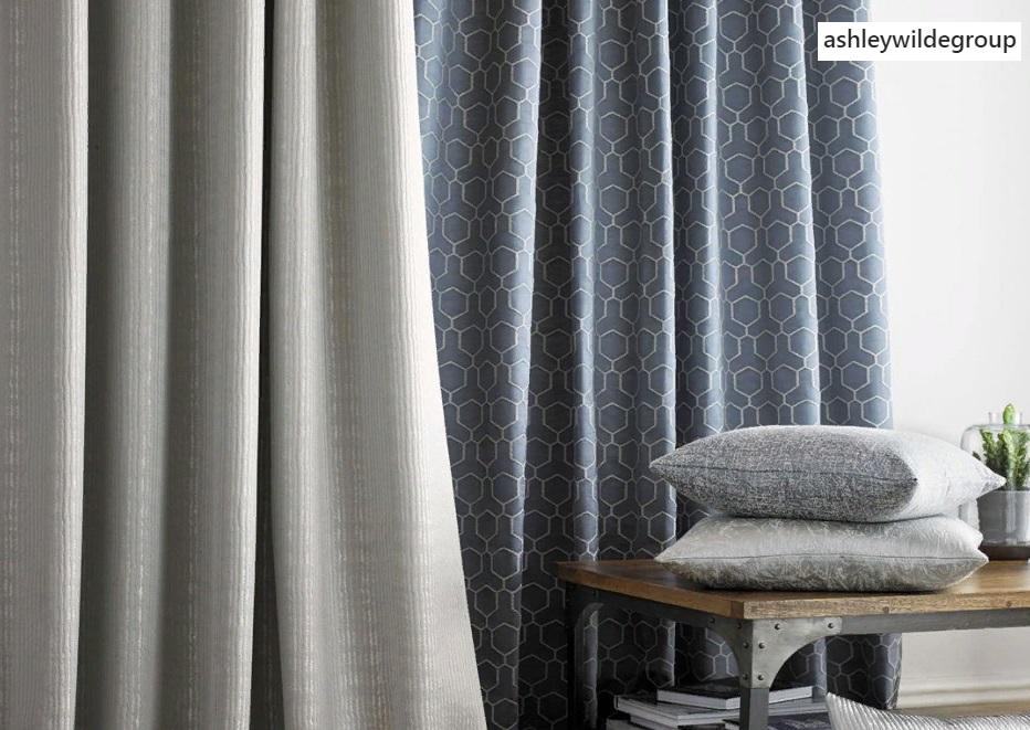 Качественные ткани для современных штор