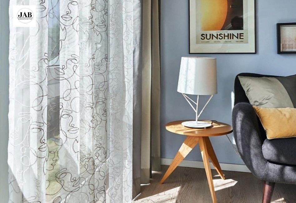 Современные шторы и занавески в стильно дизайне