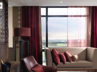 Дизайн штор для зала