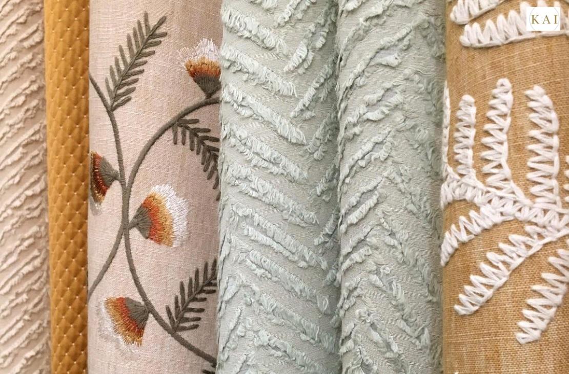 Оригинальные Европейские ткани