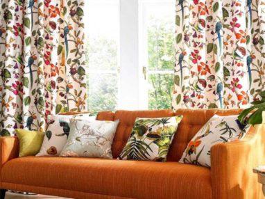 Европейские мебельные ткани в Ростове