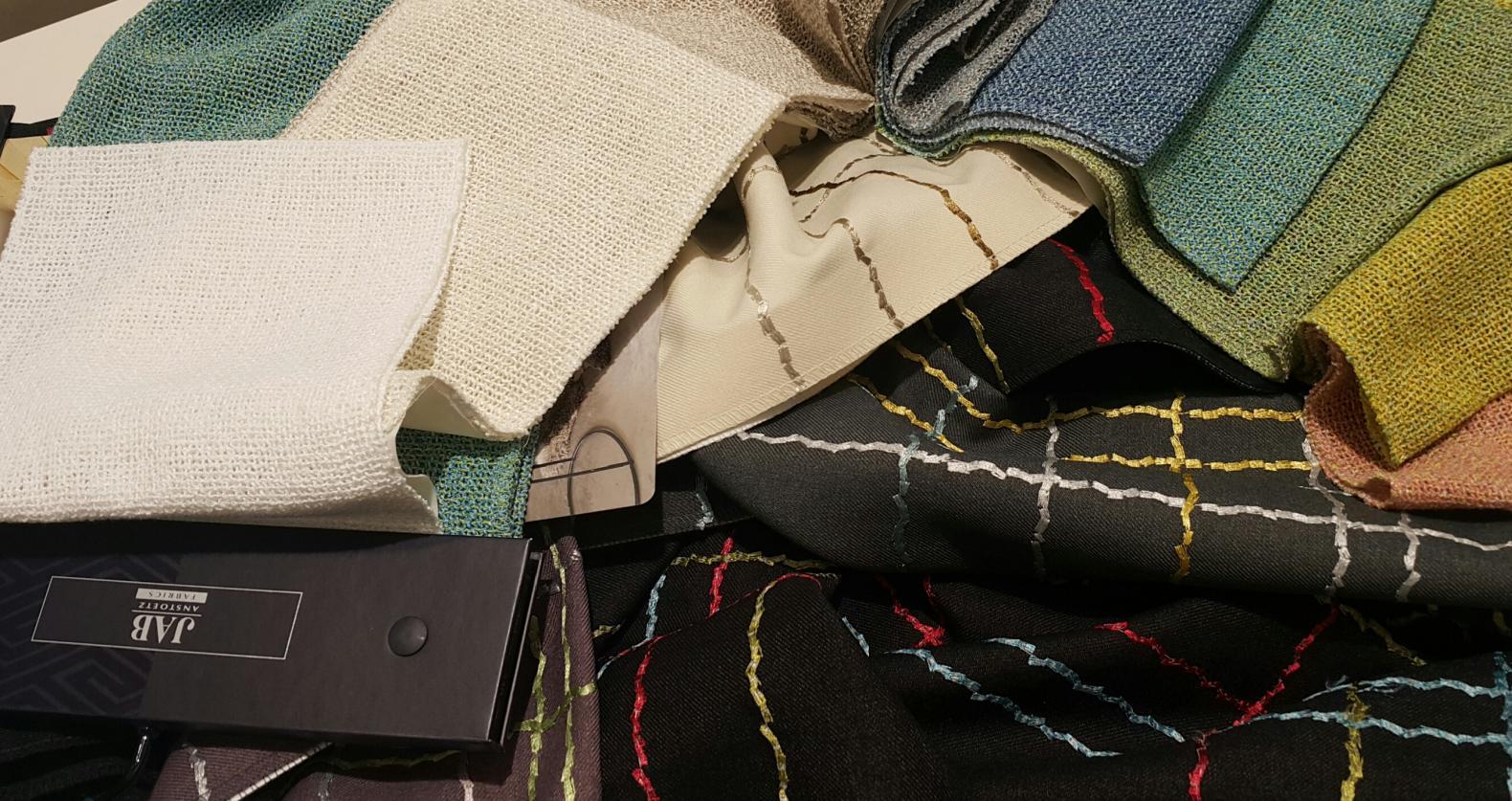 Эксклюзивные ткани JAB в Ростове