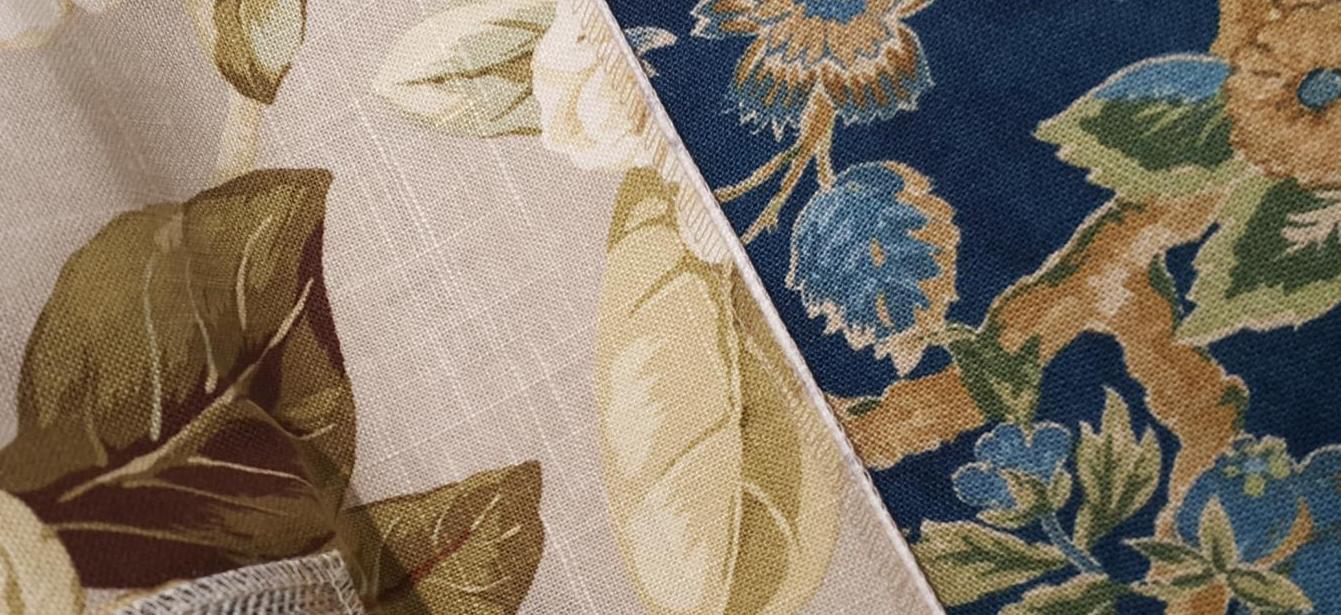 Качественные ткани для штор и портьер в Ростове-на-Дону