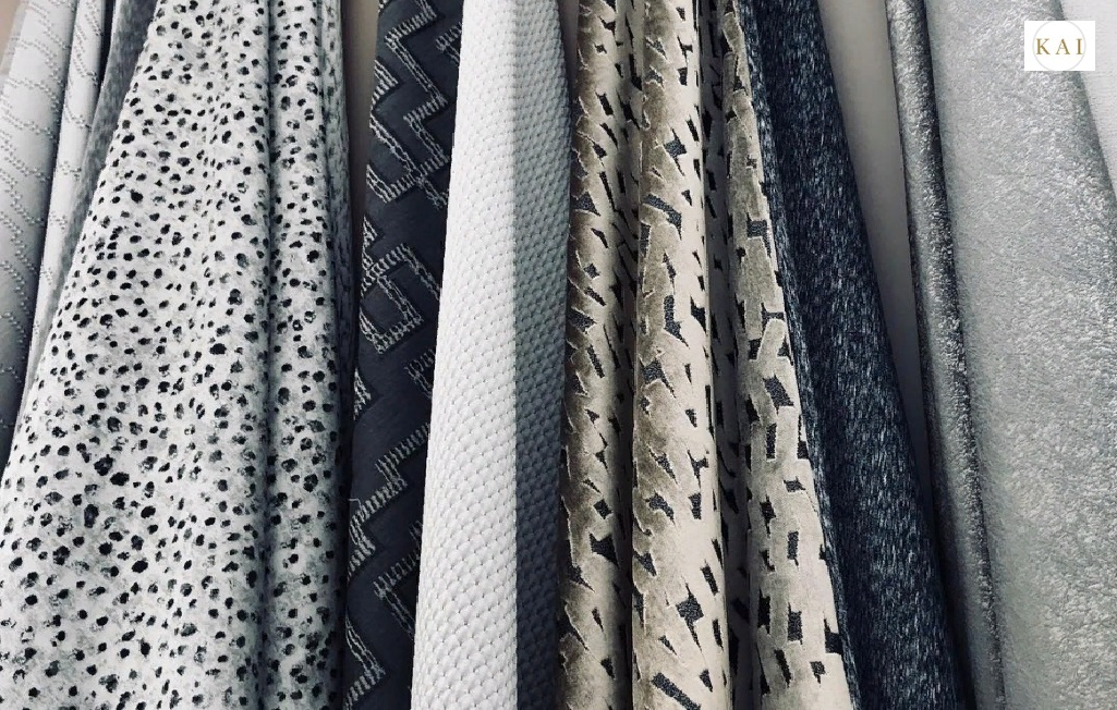 Ткани для пошива штор в спальню