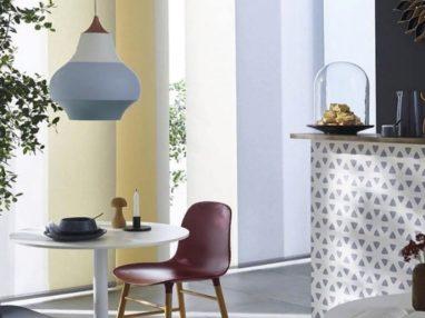 Дизайн штор для кафе и ресторана