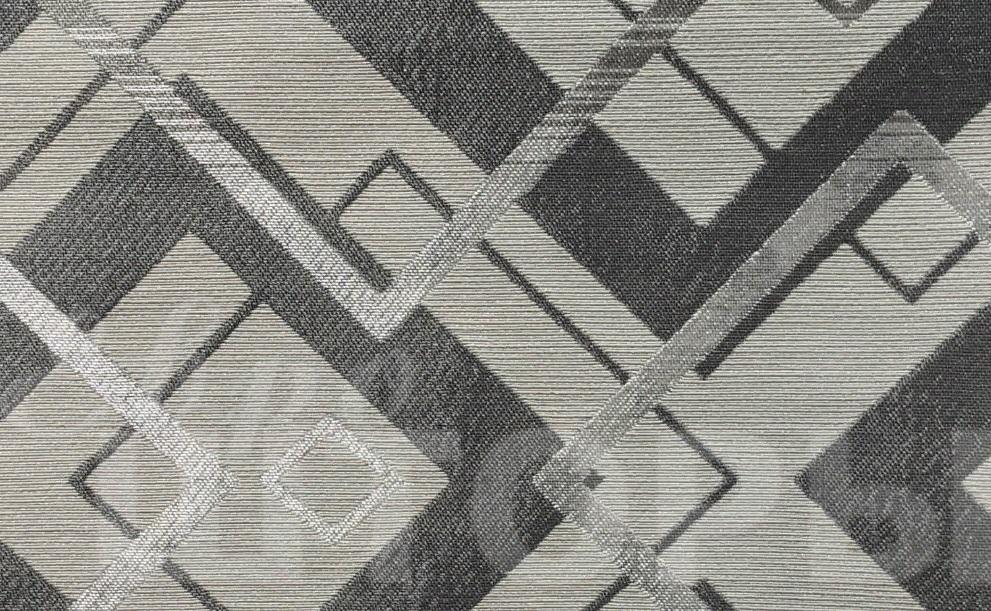 Ткань с монохромным рисунком, линии и фигуры
