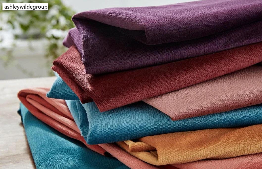 Огромный выбор тканей для штор и гардин в каталоге салона ЕВРОШТОРЫ