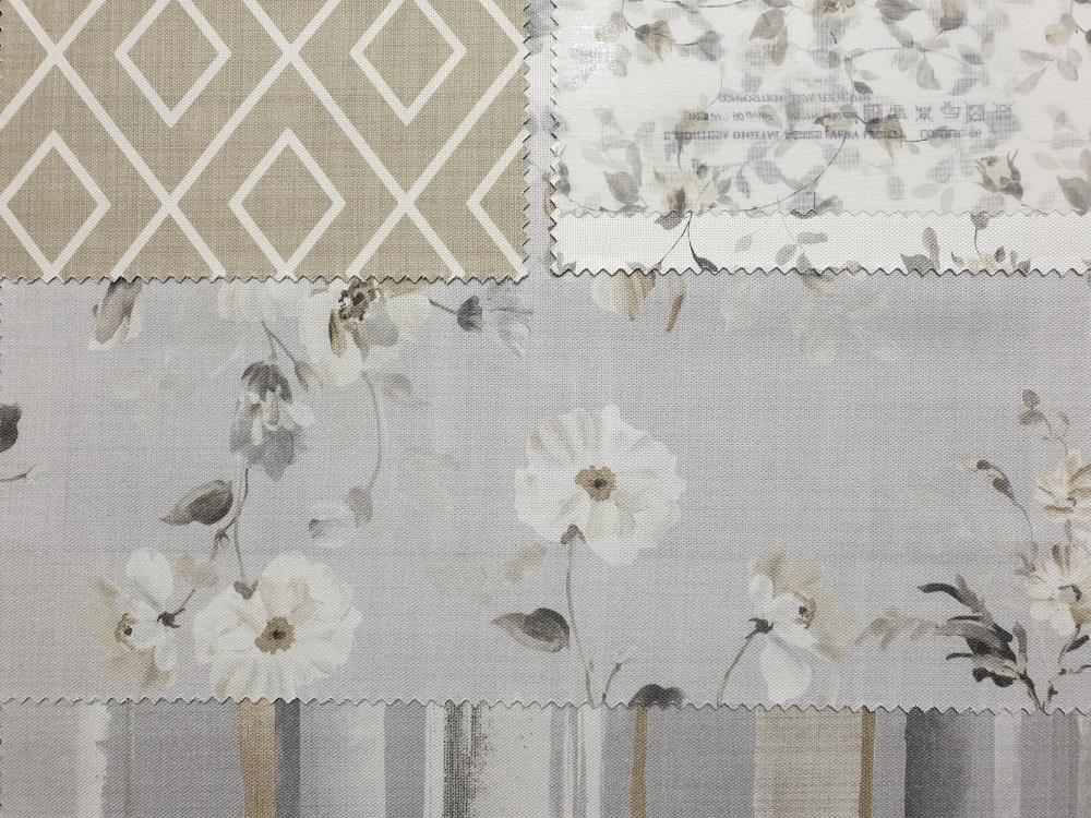 ткани для деревенских штор