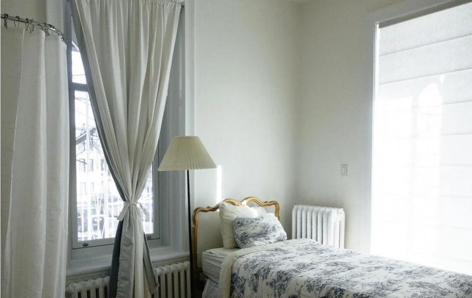 белая ткань для штор