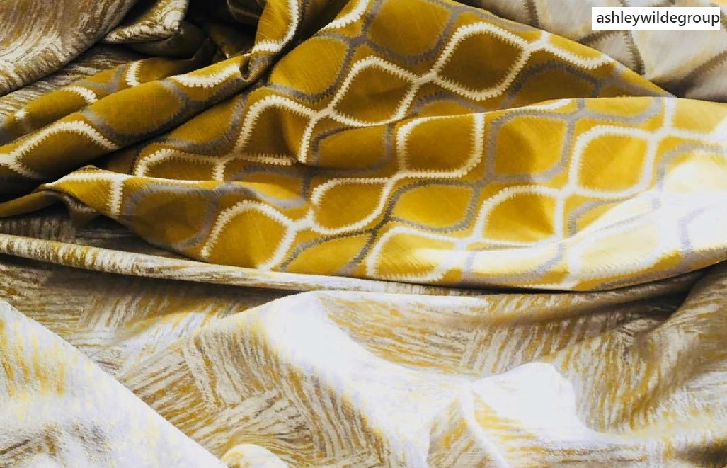 Ткани для штор в классическом стиле