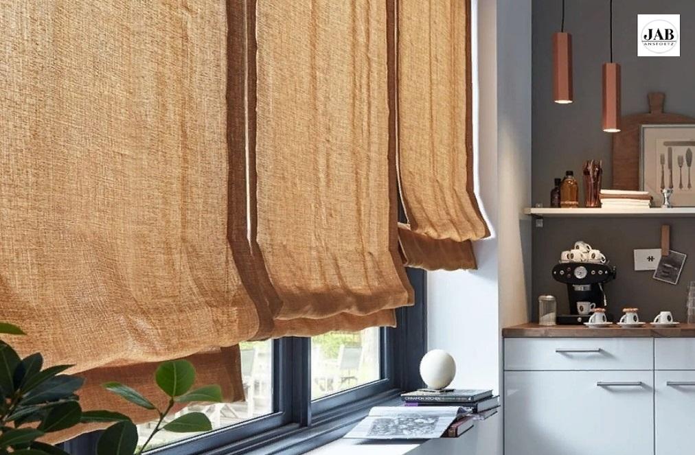 японские шторы больше всего подходят для минималистского декора