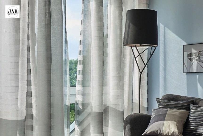 Цвет штор в зависимости от цвета стен